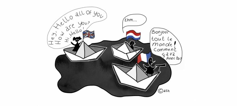 De aantrekkingskracht van opleidingen Nederlands buiten het taalgebied