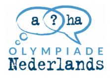 Logo Olympiade Nederlands