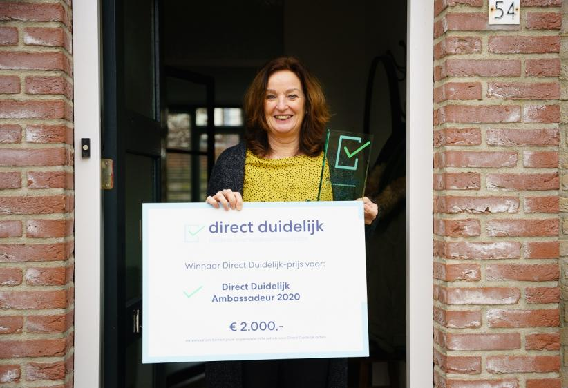 Hetty de Kruijff, communicatieadviseur bij gemeente Hof van Twente