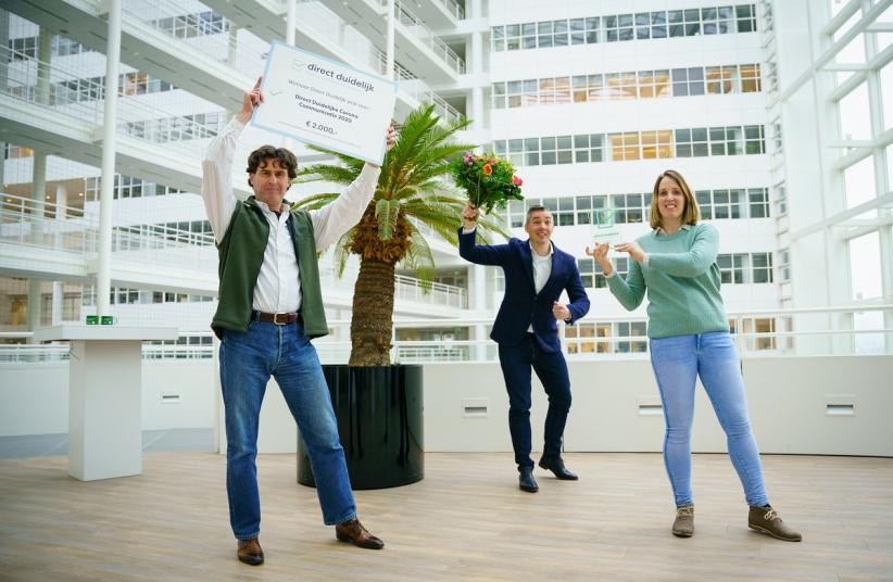 Team Direct Duidelijk van de gemeente Den Haag